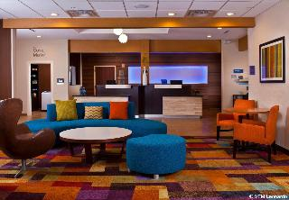 Fairfield Inn And Suites By Marriott Houston Hobby