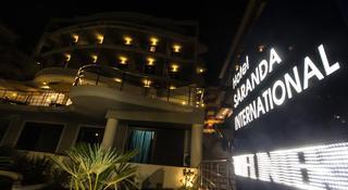 Saranda International, Rruga Nacionale Sarande-ksamil,