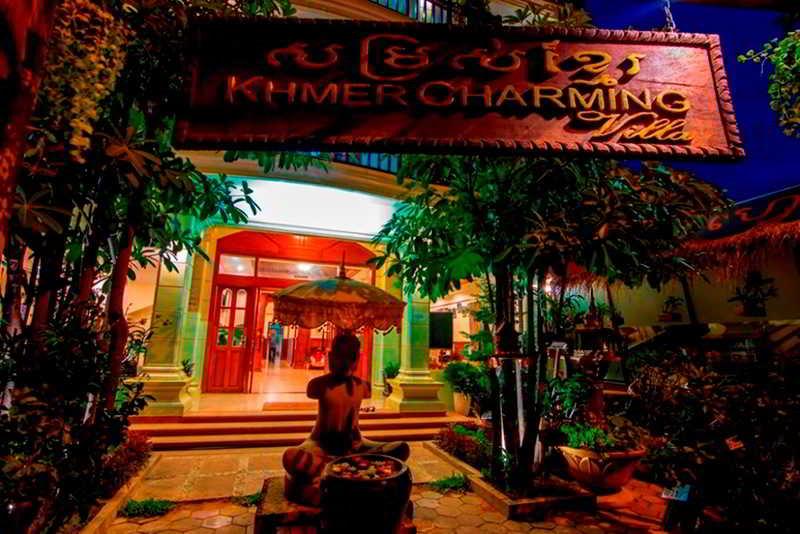 Samros Khmer Villa, 166, Wat Bo Street 22, Sangkat…