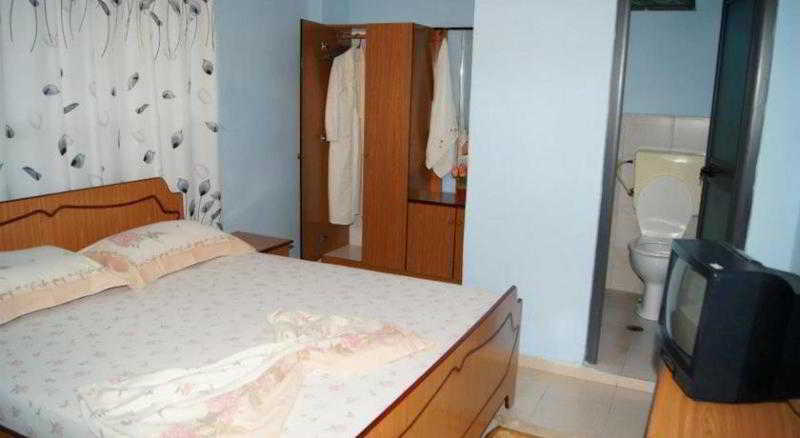Boci Hotel - Zimmer