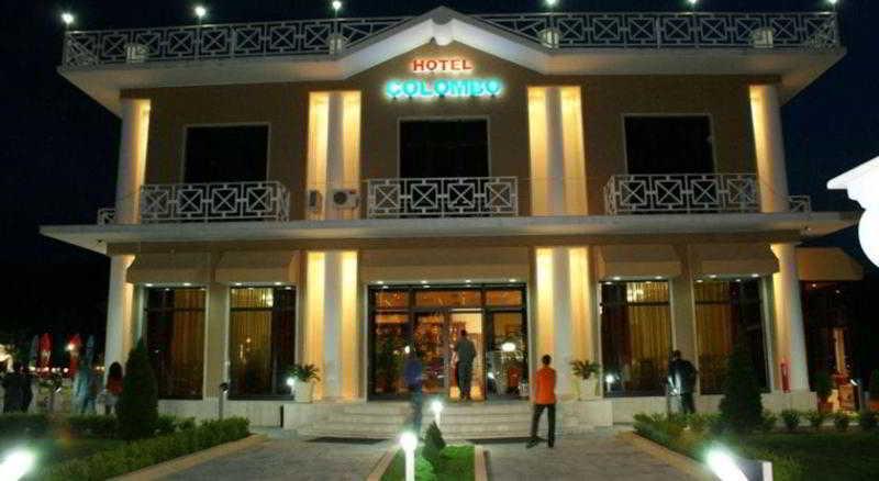 Colombo Hotel - Generell