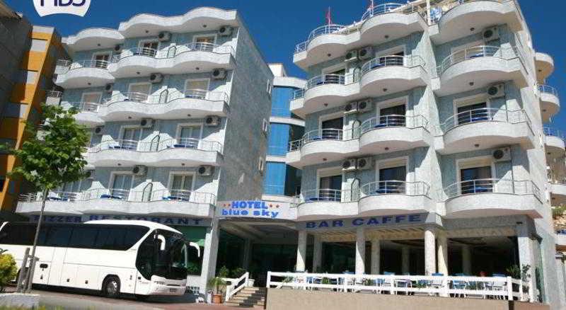 Blue Sky Hotel, Butrinti Road Kanali Cukes…