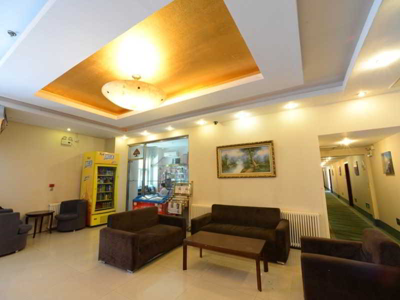 Beijing Hotels:GreenTree Inn BeiJing YiZhuang WanYuan Street