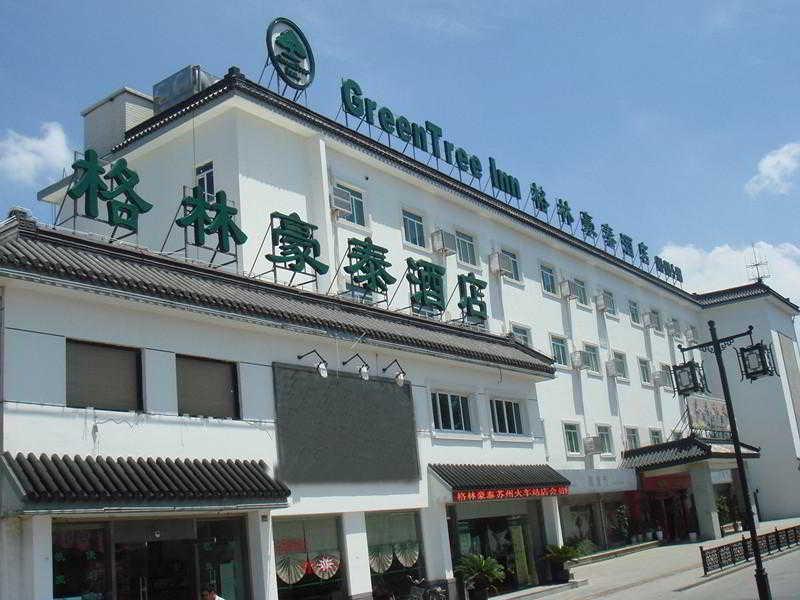 GreenTree Inn Suzhou…, No.2156, People Road, Gusu…
