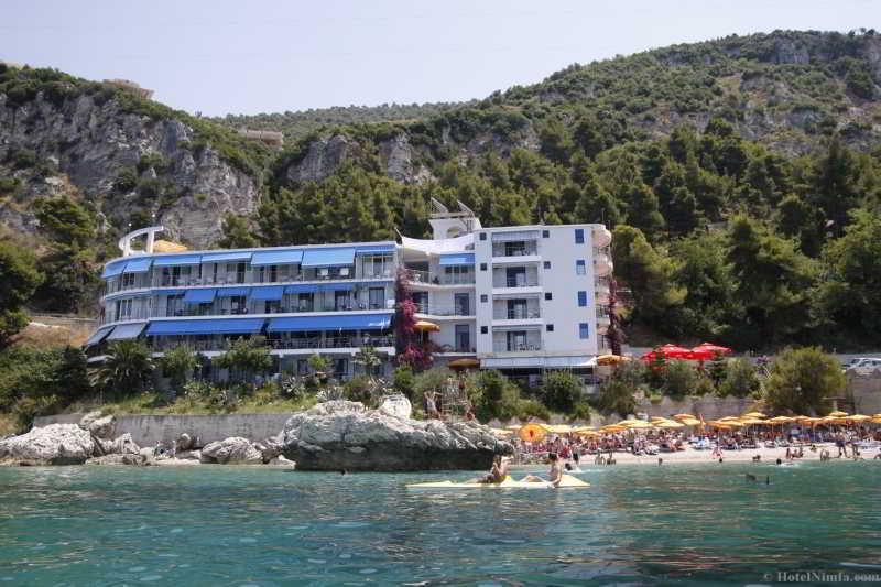 Nimfa Hotel, Prane Zhironit, Rr. Nacionale…