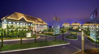 Kempinski Hotel Nay…, National Guest House Project,shwe…