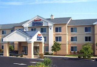 Fairfield Inn & Suites By Marriott Pittsburgh New