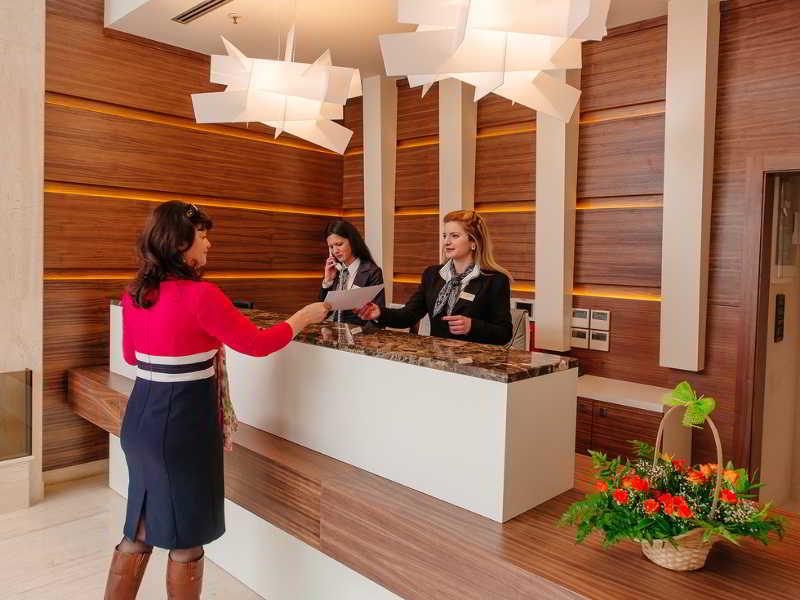 New Star hotel - Diele