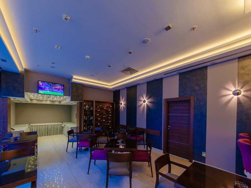 New Star hotel - Restaurant