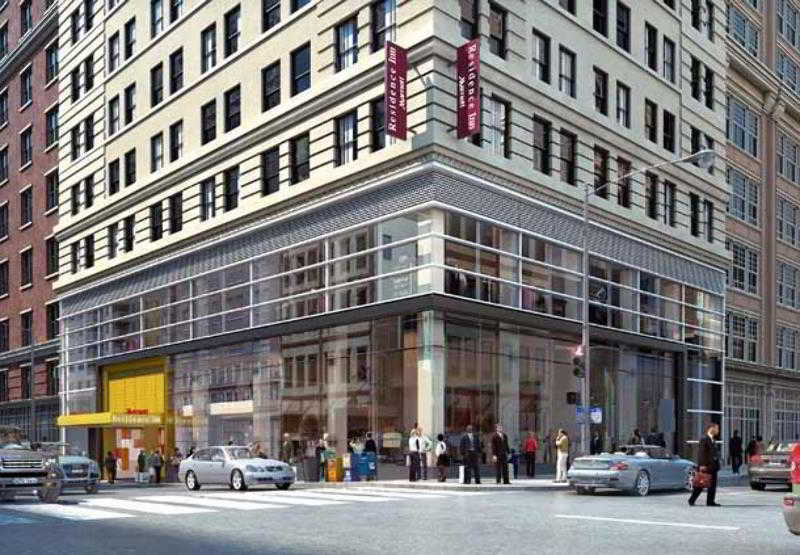 Residence Inn By Marriott New York Manhattan/world