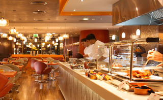 Pullman Dubai JLT - Restaurant