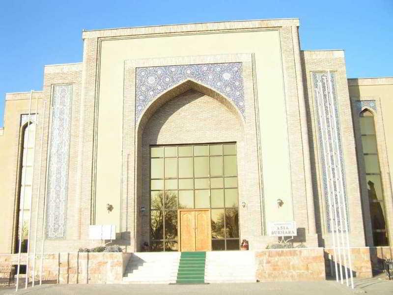 Asia Bukhara Hotel, 55, Mekhtar Ambar Str.,95