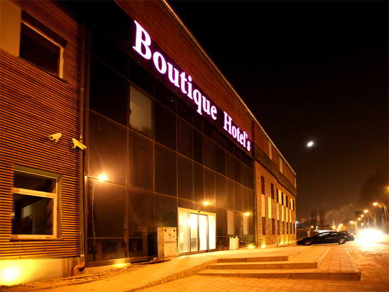 Boutique Hotel's I Lodz