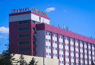 Amaks Hotel Omsk, Omsk, Irtyshskaya Naberezhnaya,30