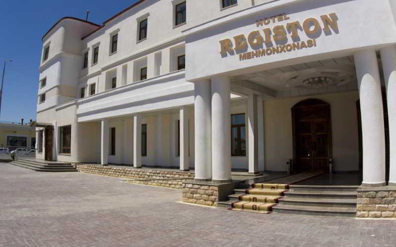 Registon, Mirzo Ulugbek Str,16