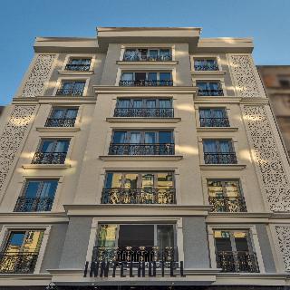City Break Inntel Hotel Istanbul
