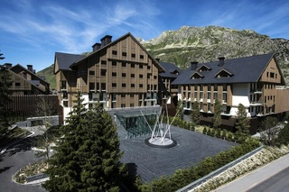 The Chedi Andermatt, Gotthardstrasse 4,