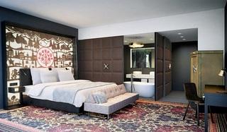Kameha Grand Zurich…, Dufaux-strasse 1, Corner…