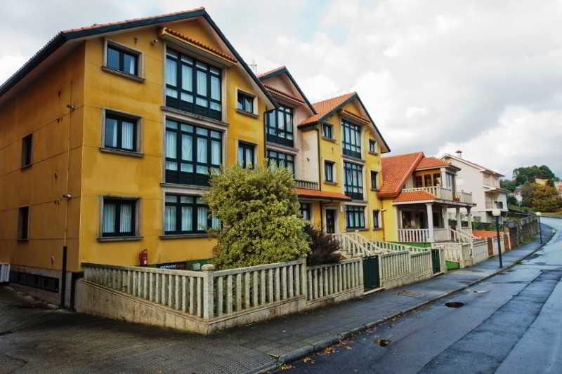 Apartamentos Vida Corcubión