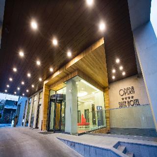 Opera Suite Hotel, Baghramyan Str.1st Lane,1-3