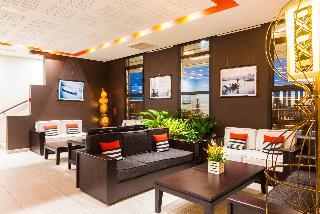 Onomo Hotel Lomé - Diele