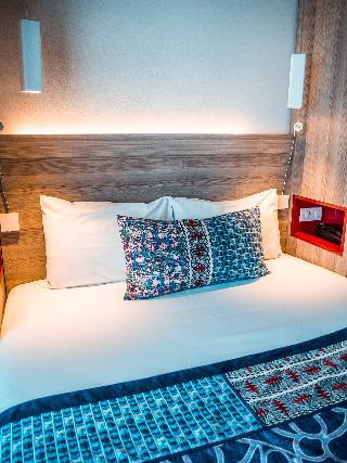 Onomo Hotel Lomé - Zimmer