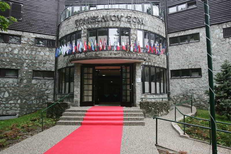 Hotel Tomislavov Dom, Sljemenska Cesta,24