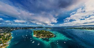 Iririki Island Resort, Iririki Island,