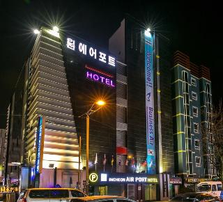 Hotel Incheon Airport, 2790-4, Unseo Dong, Jung…