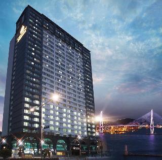 Crown Harbor Hotel Busan, 83-1, Jungang-dong 4-ga,…