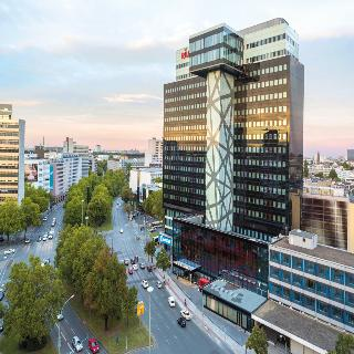 City Break Hotel Riu Plaza Berlin