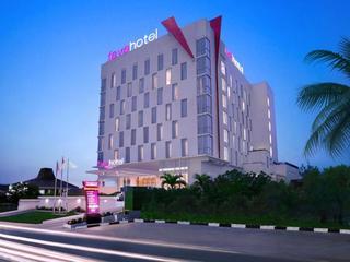 Favehotel Palembang, Jalan Basuki Rahmat No. 1681,