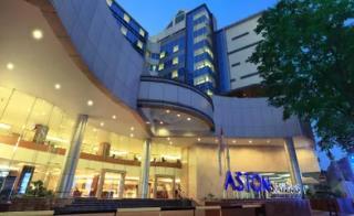 Aston Semarang Hotel…, Jl. Mt Haryono No 1 Sayangan…