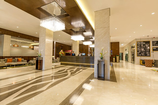 Flora Al Barsha Hotel - Diele