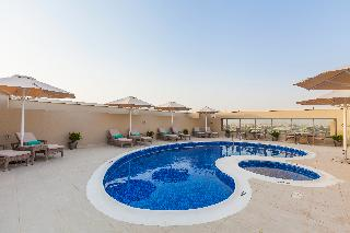 Flora Al Barsha Hotel - Pool