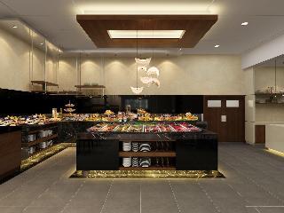 Flora Al Barsha Hotel - Restaurant