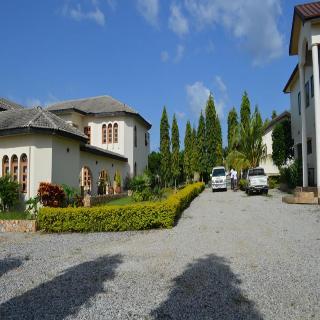 Villa Sankofa Hotel, Jamaica Road,