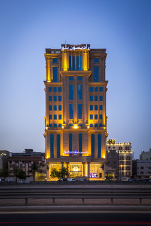 Radisson Blu Plaza Hotel, King Abdullah Road, Salihiya…