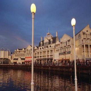 Disney`s Boardwalk Villas Package