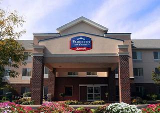 Fairfield Inn & Suites…, 2826 Taylor Rd Ext,