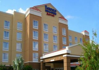Fairfield Inn & Suites By Marriott Butler Blvd