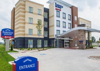 Fairfield Inn & Suites By Marriott Waterloo Cedar