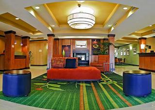Fairfield Inn & Suites By Marriott Columbia Ne