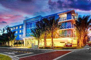 Residence Inn Miami…, 9200 Collins Ave,9200
