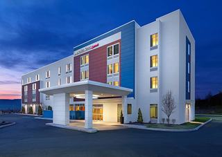 Springhill Suites By Marriott Houstin I - 10 W/energ