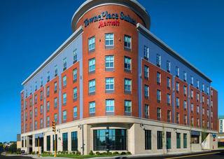 Townplace Suites By Marriott Boston Logan Airport/