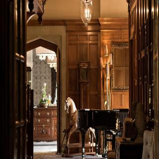 Bovey Castle, North Bovey,.