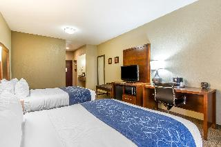 Comfort Suites, 1408 E. Broadway,