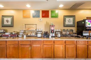 Comfort Inn & Suites, 307 Mid America Drive.,