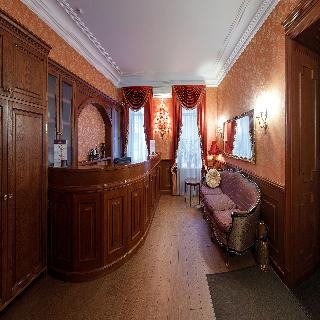 Alex Hotel Dom Vyazemskoy